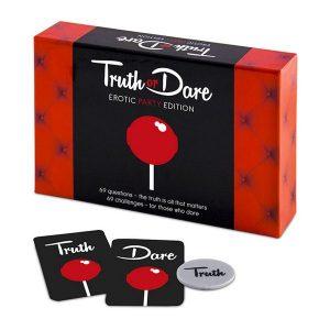 Truth or Dare Erotic Party Edi
